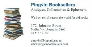 Pingvin Business Card 30
