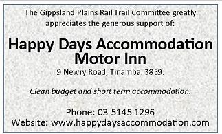 Sponsor Acknowledgement Happy Days 60