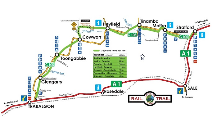 Trail Map - March 2014-3