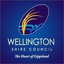 Wellington Shire logo t