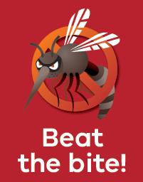 beat the bite mosquito campaign 2016