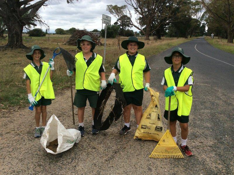 Clean Up Australia Day 2018