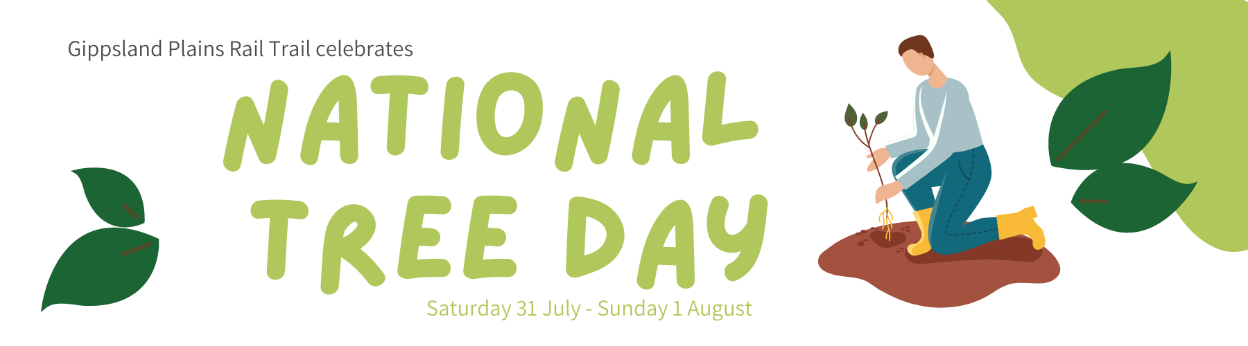 National Tree Day 2021